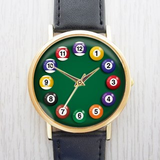 Fancy Billiards - Women's Watches/Men's Watches/Neutral Watches/Accessories [Special U Design]