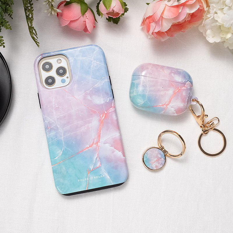 iPhone / Samsung 防摔手機殼 魅幻天空