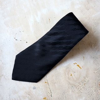 Pumpkin Vintage. Vintage French Yves Saint Laurent Senior Tie