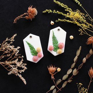 Qinliang fruity fragrance brick Christmas gifts dry flowers