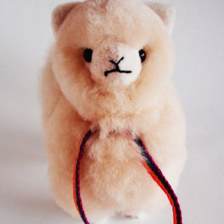 Handmade Alpaca Stuffed Animal Plush Alpaca / Llama fur teddy alpaca handmade Peruvian alpaca fur stuffed animal toy