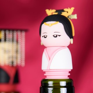 [喜朋SiPALS] Empress bottle stopper - Han Guanglie Queen | Author of the Palace