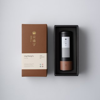Single pot gift box - Gu Feng brown - 20 years old Oolong 75g