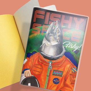 Fishy Space Booklet