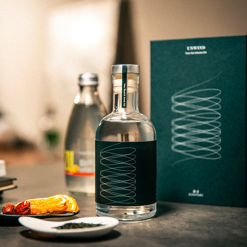 Unwind Gin Infusion Kit