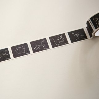 Dailylike Stamp Paper Tape (single roll)-06 constellation, E2D07457