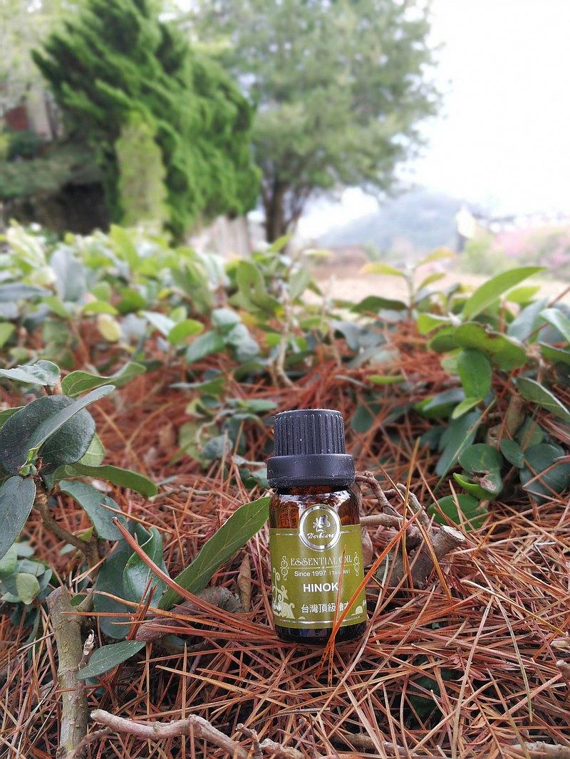 台灣頂級檜木純精油10ml 100%天然純精油