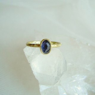 No. 13 Iolite Ring