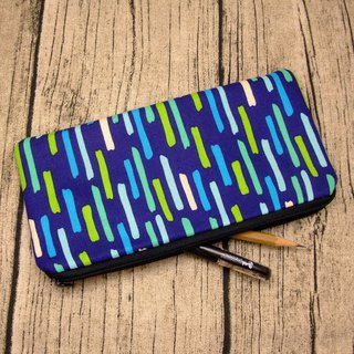 Large Zipper Pouch, Pencil Pouch, Gadget Bag, Cosmetic Bag (ZL-87)