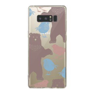 Samsung Galaxy Note 8 Transparent Slim