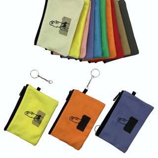 YCCT Key Purse - Moai Little Witch - Three ways to use to meet multiple possibilities