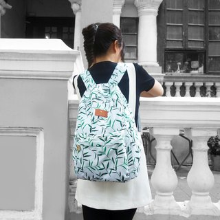 2018 Spring Green Travel Backpack Backpack Backpack