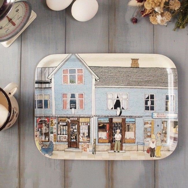 瑞典 JESSICA STUART-BECK 餐盤 – 街角