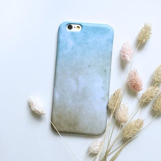 Early Spring Blue Mobile Shell Hard Case iPhone Android