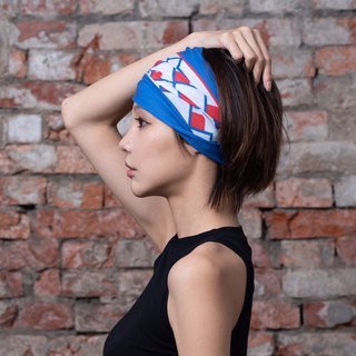 【Neo-classic】Liberty Geo Multifunctional Headwear