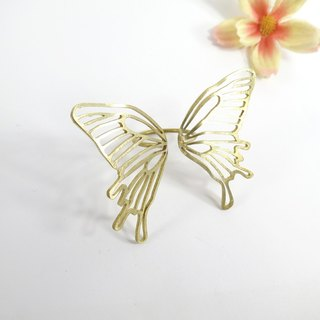 Butterfly wings ring by WABY SHOP