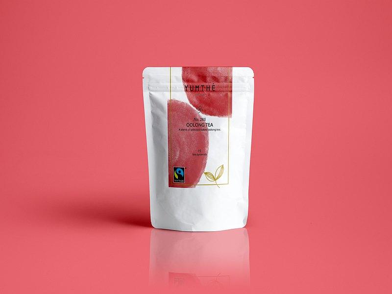公平貿易歐盟有機烏龍茶 - 解油去膩 - 有機 花茶 養生茶