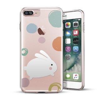 AppleWork iPhone 6 / 6S / 7/8 original design protective shell - rabbit CHIP-065