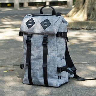 Argali Panther Backpack LIGHT GREY