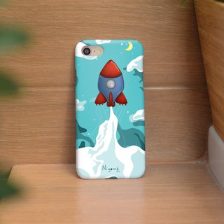 iphone case red head space for iphone5s,6s,6s plus, 7,7+, 8, 8+,iphone x