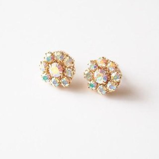 【14 kgf】 Aurora Bijou Earrings