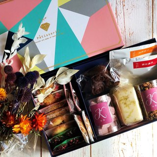 French gift box