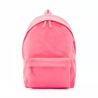 Waterproof Heavy Canvas Backpack ( 13.5 / 15.5 Notebook ) / Red