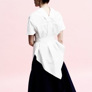 Peacock Skirt: black / pink: the Italian system: one-piece cut