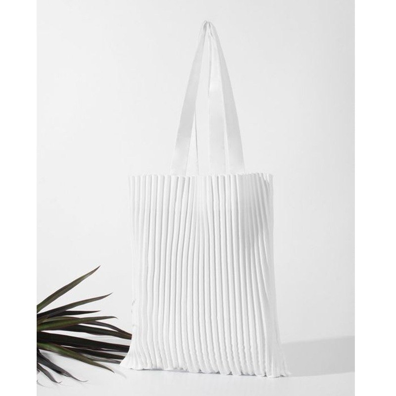 aPulp Tote Bag in White