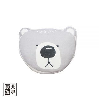 Mister Fly Animal Shaped Pillow - Bear
