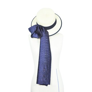Elegant Double sides Silk scarf【Birthday Gift】【starry night】【Wedding silk scarf】