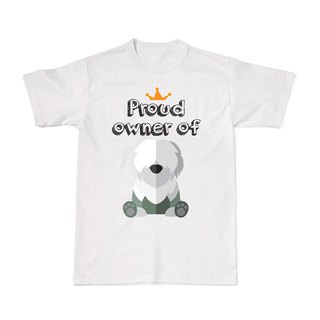 Proud Dog Owners Tees - Old English Sheepdog