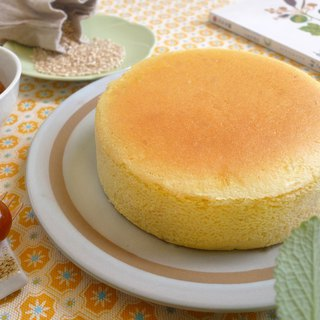 — Gluten-Free — Brown Rice Cake - Golden Jujube Light Cheese (6吋)