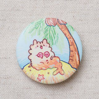 Sheep horse sun sun beauty sheep fish horse matte badge badge