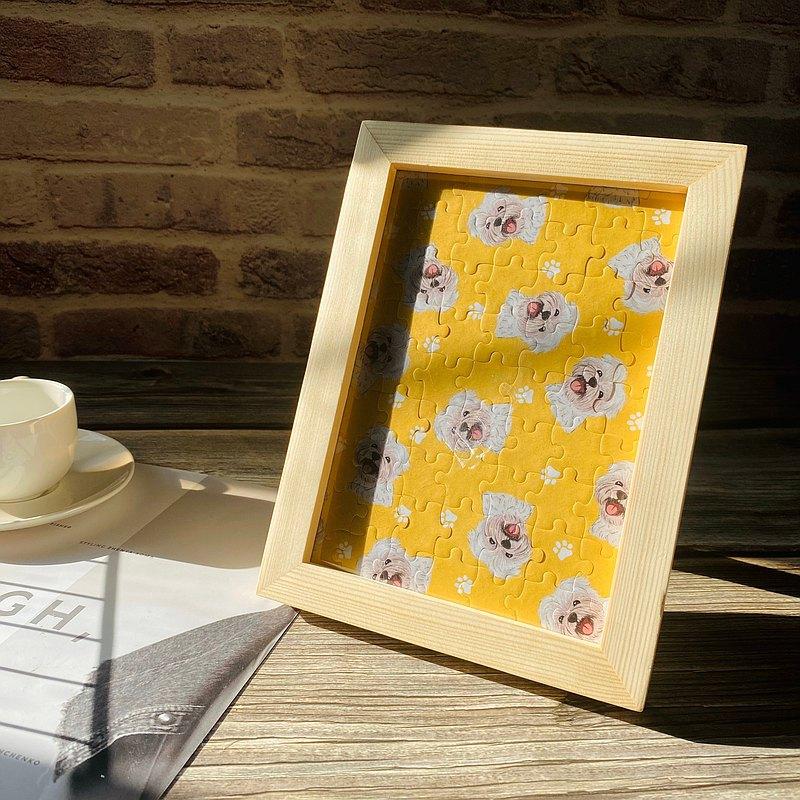 手繪 客製化 手機殼 寵物 禮物 客製拼圖 情侶 相框 擺飾 送禮