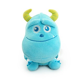 Disney Disney Big head Small series Hairy Strange Basic Sitting 15 cm Velvet Doll Doll Toy Doll Charm