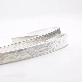 V16 - can't do the same couple silver pair ring - water ripple 999 sterling silver bracelet - royal smith