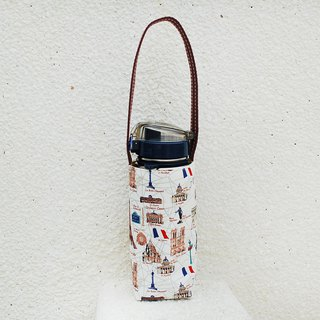 I love Paris kettle bag/beverage bag