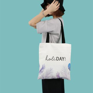 COLOURUP Tote bag totebag canvas bag shoulder cloth bag holiday