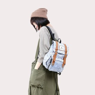 [Twin Series] 2018 Advanced Edition - Traveler Backpack (Small) - Camouflage Shallow