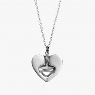 P & I Silver handmade jewelry # solid sense - Apple Honey