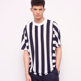 Stone@s Printed T-shirts In Darkblue / Dark Blue Stripe Tee