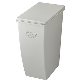 Japanese eco container style simple style trash (21L) - 5 colors