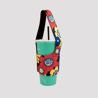 BLR Eco Beverage Bag Bag I Go TU21 Finnish Flower