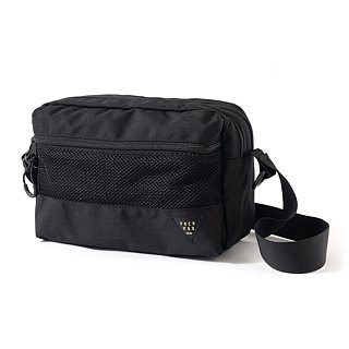 【Pack n' Go】Travel Shoulder Bag - Black (BA107)