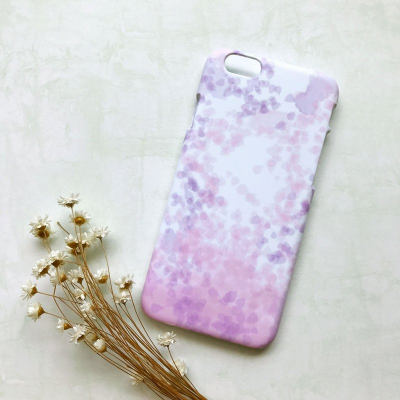 Spring Cherry blossoms. Matte Case( iPhone, HTC, Samsung, Sony, LG, OPPO)