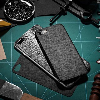 iPhone 7 leather back cover protector