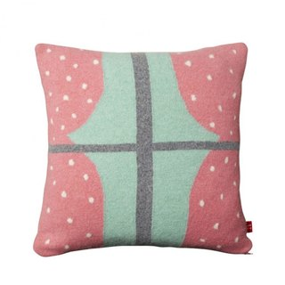Window Pure Wool Pillow - Powder | Donna Wilson