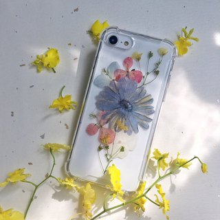 2018 new dry flower phone case