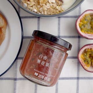 Fruit man │ passion fruit fig jam